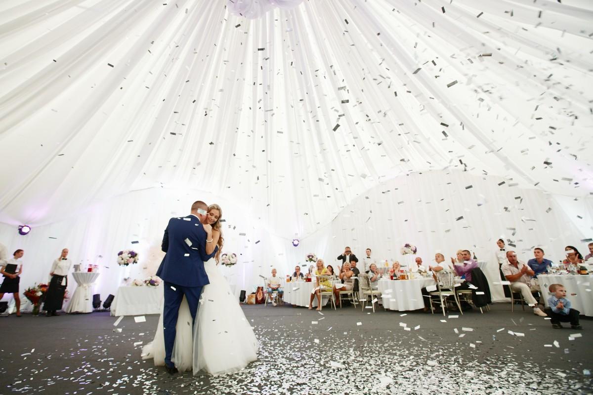 Свадьба в шатре